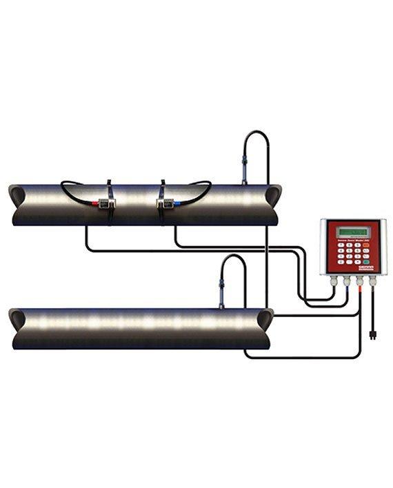 Innova-Sonic Model 205 Thermal Energy BTU Meter