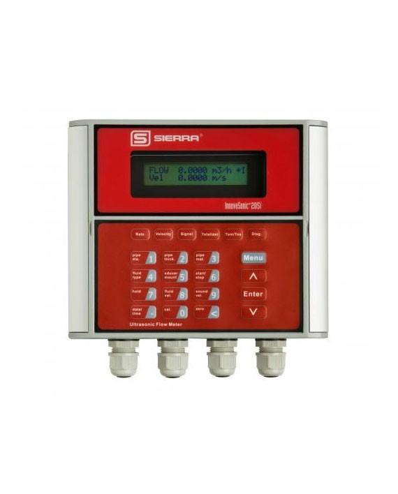 Innova-Sonic Model 205 Ultrasonic Flow Meter