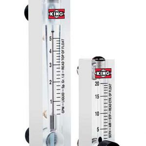 King 7520/7530 Series Rotameters