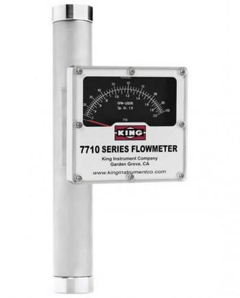 King 7710 Series Rotameter