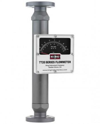 King 7720 Series Rotameter