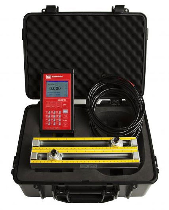 Model 210i Portable Ultrasonic Flow Meter