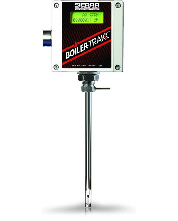 Model 620S Boiler-Trak Insertion Mass Flow Meter
