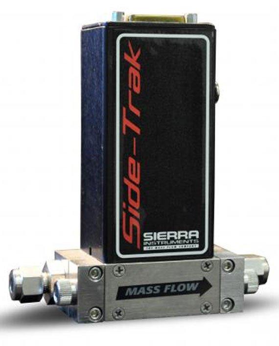 Model 840 & 830 Side-Trak Analog Mass Flow Controller Meter