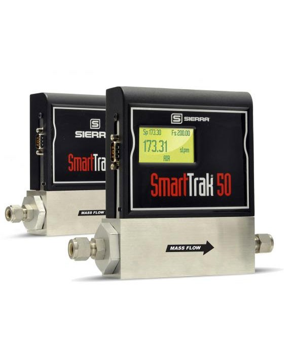 Smart-Trak 50 Series Mass Flow Meter and Controller