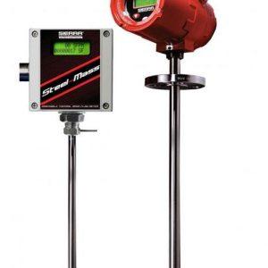 Steel-Mass Model 640S Insertion Thermal Mass Flow Meter