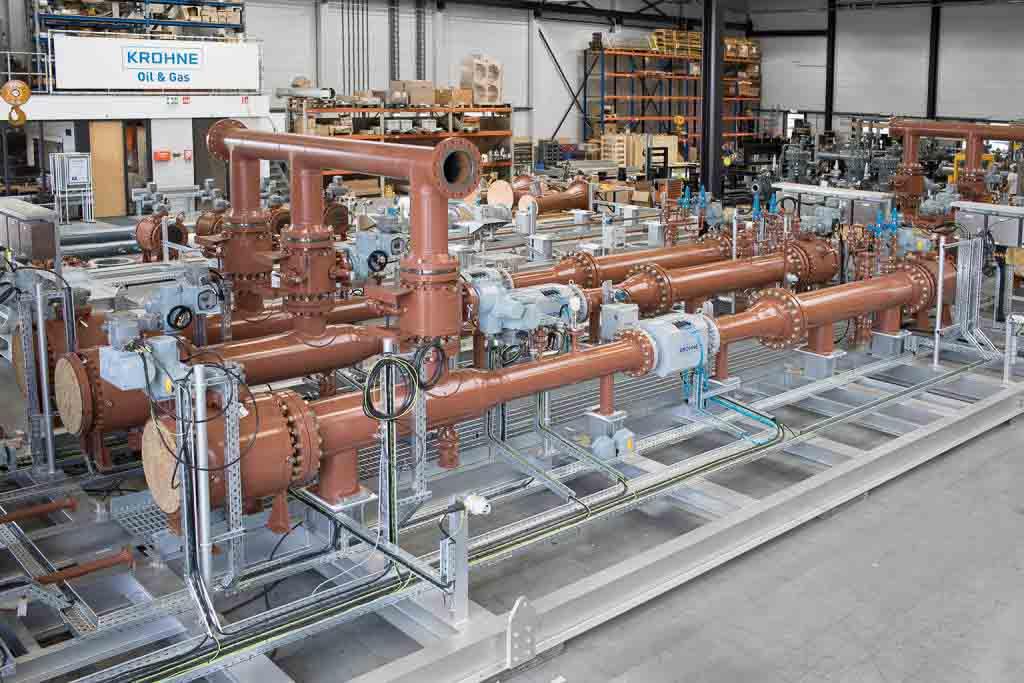 Gas Flow Meter Testing
