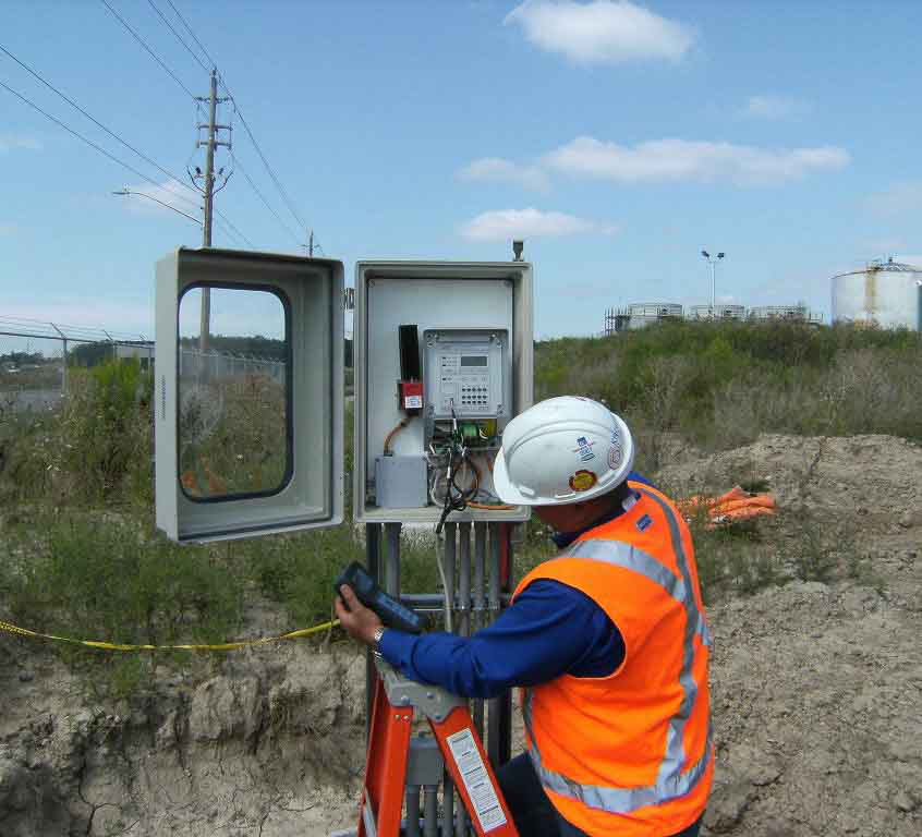 On-Site Calibration of Mag Meter